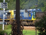 CSX Southbound coal heads for the Fun Zone